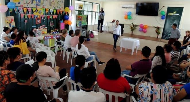 Rectores participaron del Microcentro Escuela Nueva para el sector rural.