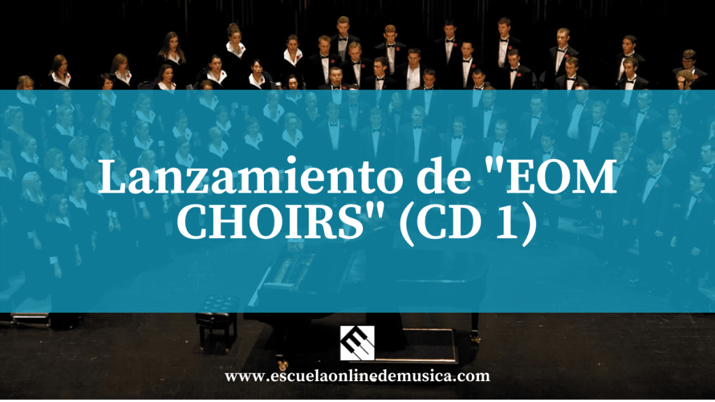 "Lanzamiento de ""EOM CHOIRS"" (CD 1)"