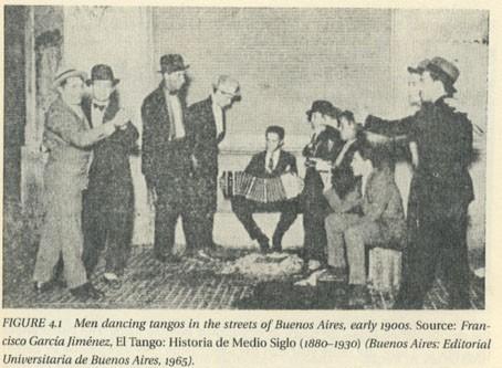 1900s Men Practicing