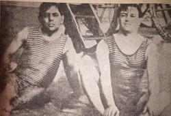 Vicente Greco and Francisco Canaro en Montevideo