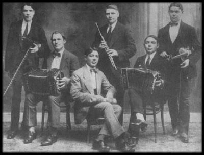 Orquesta Vicente Greco con Canaro