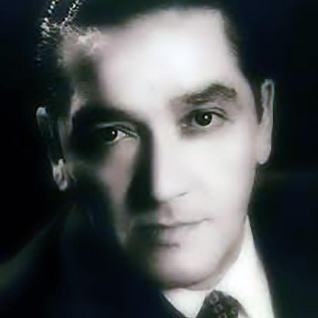 Alberto Suárez Villanueva, Argentine Tango musician and composer.