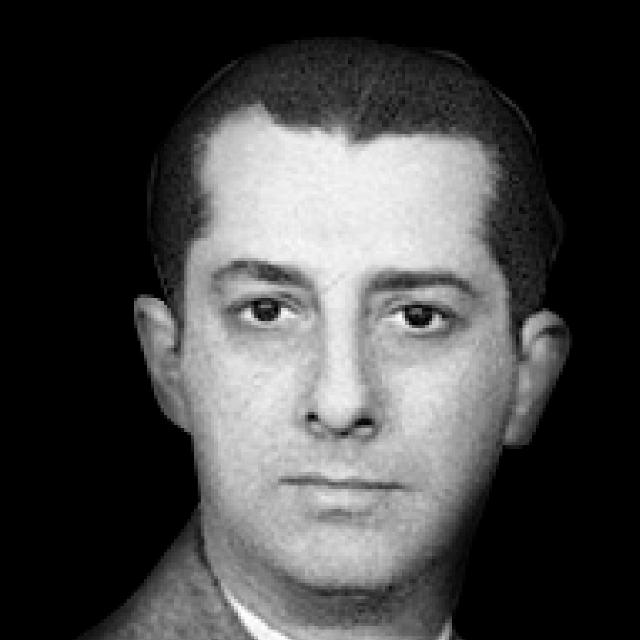 Andrés Domenech, Argentine Tango musician, composer and lyricist.