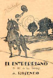 El Entrerriano. Rosendo Mendizabal. Argentine music at Escuela de Tango de Buenos Aires.