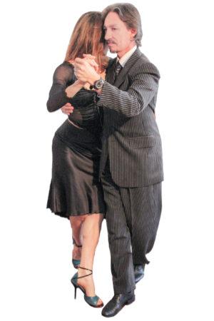 Argentine Tango dance classes with Marcelo Solis in the San Francisco Bay Area at Escuela de Tango de Buenos Aires.