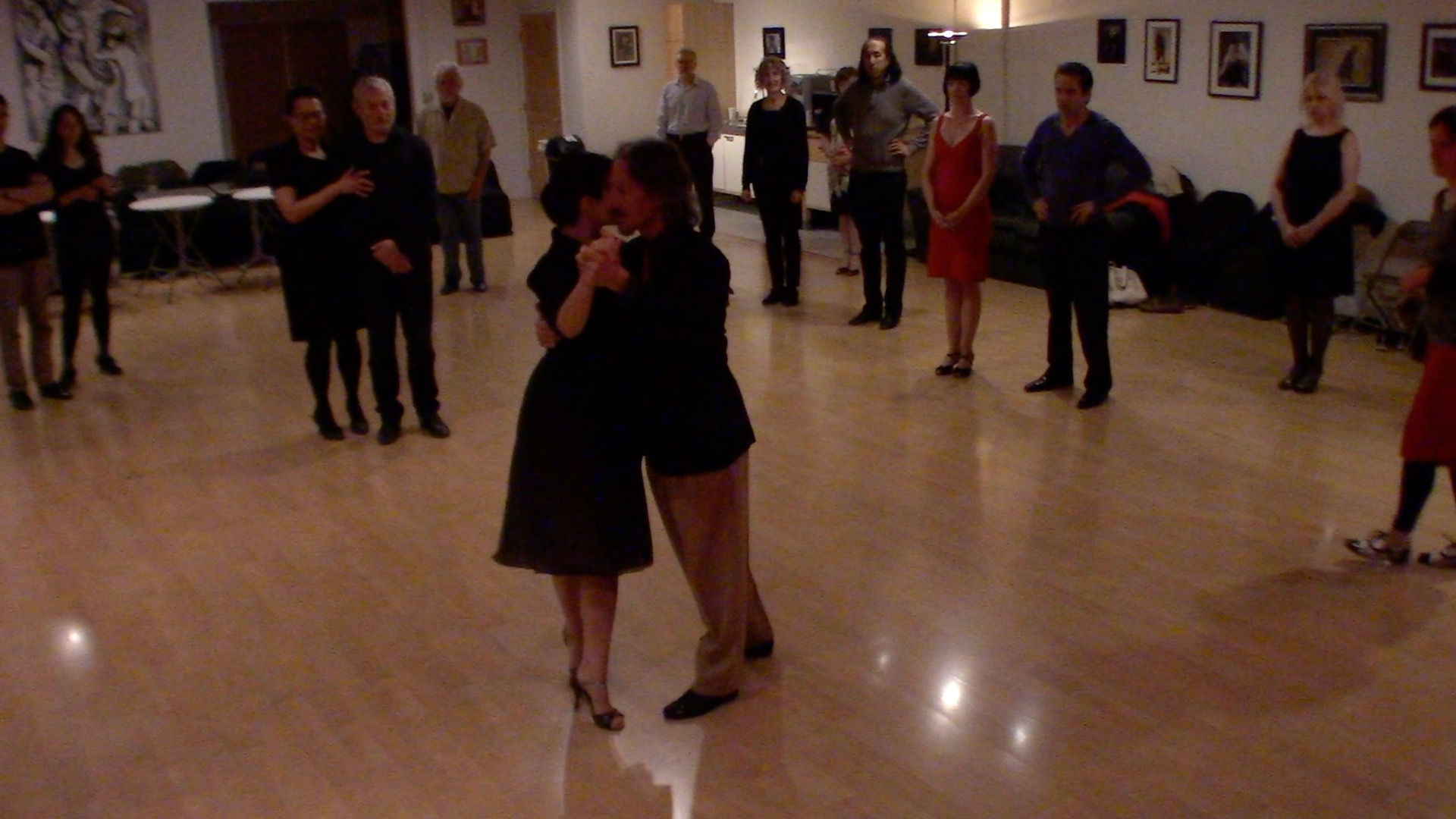 Argentine Tango intermediate class with Miranda: elements to dance at milongas