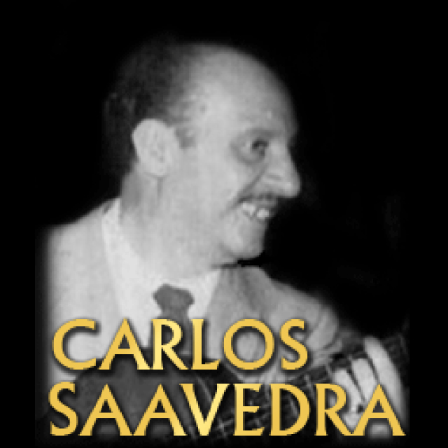 Carlos Saavedra, Argentine tango singer.