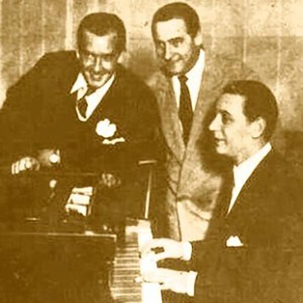 Alfredo De Angelis with Carlos Dante and Julio Martel, Argentine Tango music.