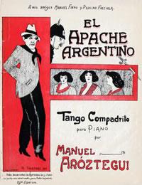 El apache argentino. Argentine music at Escuela de Tango de Buenos Aires.