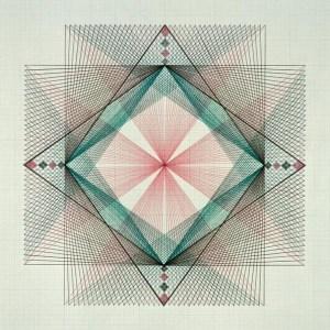 Geometry of Argentine Tango - Artist Emma Kunz