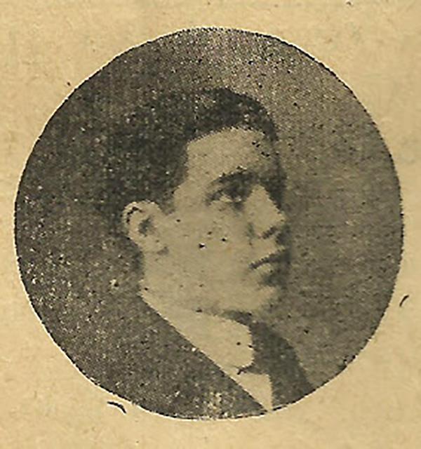 Ivo Pelay, at 18. Argentine Tango author.