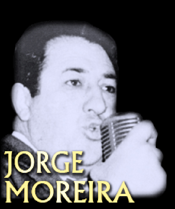 Jorge Moreira, Argentine Tango lyricist.