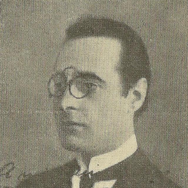 Juan Andrés Caruso, Argentine Tango lyricist.