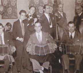 Osvaldo Fresedo | Argentine music to learn to dance at Escuela de Tango de Buenos Aires
