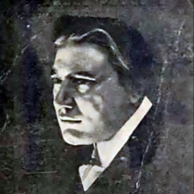 Pablo Podestá, Argentine Tango singer, guitarist, composer and actor.