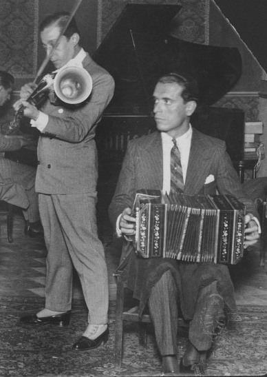 Pedro Laurenz & Julio De Caro | Argentine Tango music