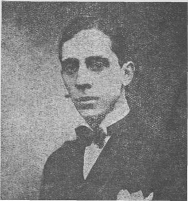 Pedro Maffia. Argentine music at Escuela de Tango de Buenos Aires.