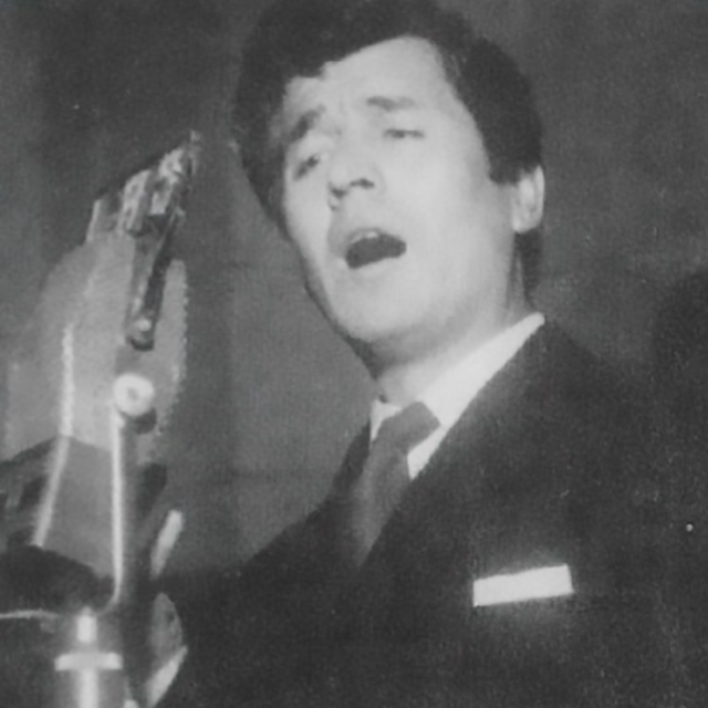 Raul Beron, Argentine Tango singer.