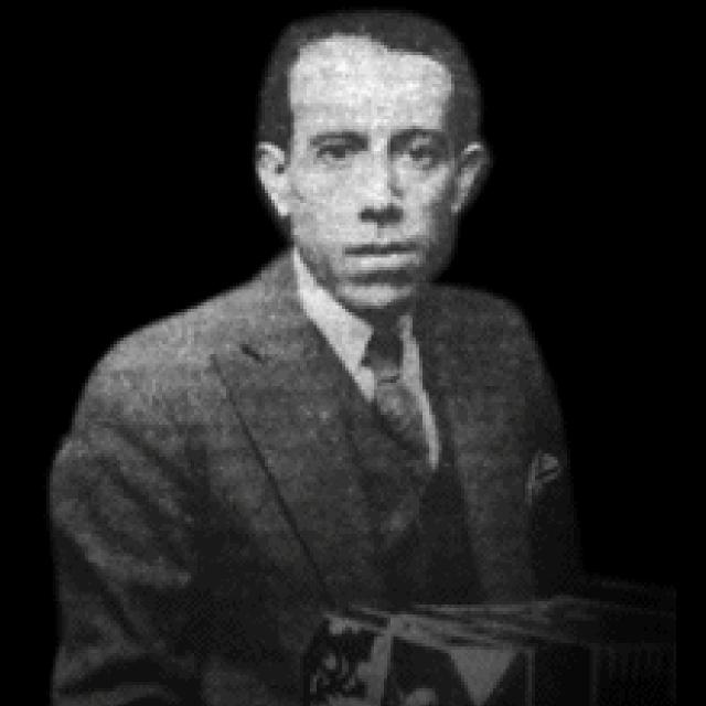 Ricardo González, Argentine Tango musician and composer.