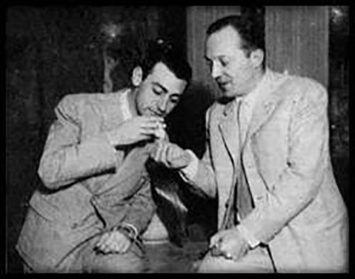 Ricardo Malerba and Orlando Medina | Argentine music to learn to dance at Escuela de Tango de Buenos Aires with Marcelo Solis