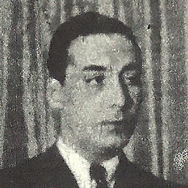 Roberto Miro, Argentine Tango lyricist.