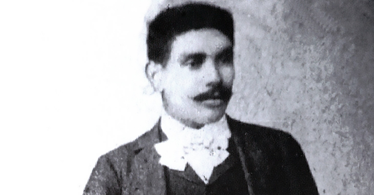 Rosendo Mendizabal, Argentine Tango musician and composer.