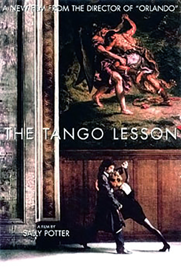 The Tango lesson movie poster