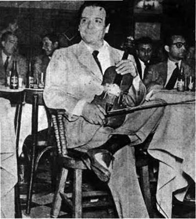 Alfredo Gobbi, Argentine Tango musician
