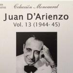 Juan D'Arienzo - Colección Monoaural