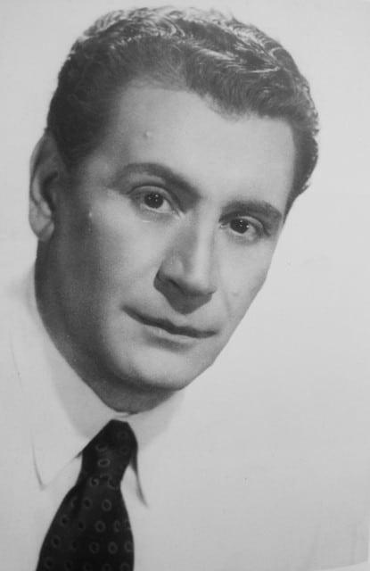 Alfredo De Angelis. Argentine music. Escuela de Tango de Buenos Aires.