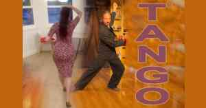 Argentine Tango virtual classes with Miranda Lindelow and Marcelo Solis
