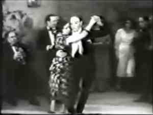 History of Argentine Tango at Escuela de tango de Buenos Aires - Marcelo Solis