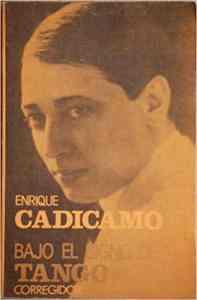 Enrique Cadícamo. Música en Escuela de Tango de Buenos Aires.
