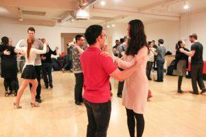 Argentine Tango beginner classes in San Francisco
