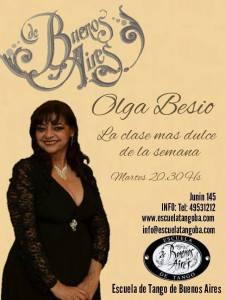 Escuela de Tango de Buenos Aires.