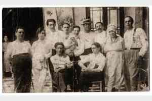 Eduardo Arolas in Uruguay. History of Tango. Marcelo Solis. Escuela de Tango de Buenos Aires.
