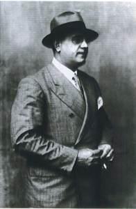 Francisco Lomuto. Argentine music at Escuela de Tango de Buenos Aires. Collection Marcelo Solis.