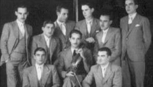 José García y sus Zorros Grises. Argentine music. Escuela de Tango de Buenos Aires.