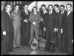 Orquesta Típica Victor. Argentine music at Escuela de Tango de Buenos Aires.