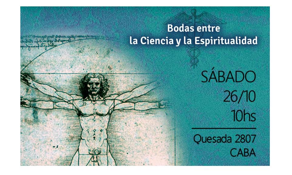 Seminario: Boda entre la ciencia y la Espiritualidad