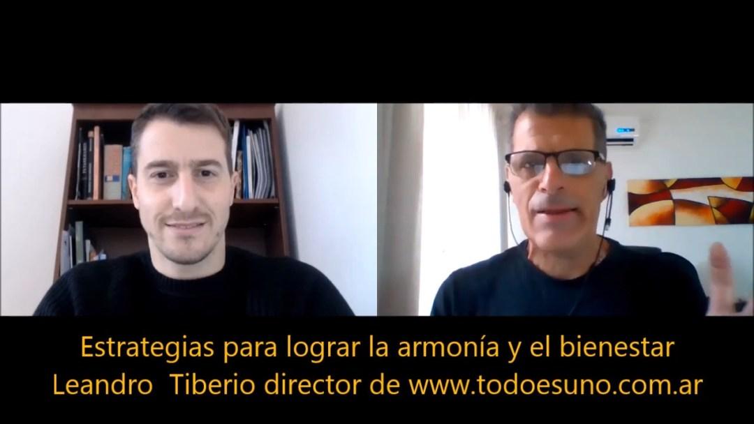 Entrevista a Leandro Tiberio por Andres Ferraro