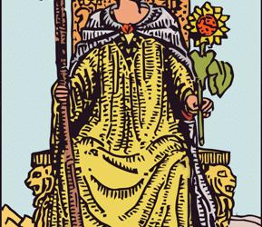 INFORME SEMANAL DE TAROT – 20-7: Reina de Bastos