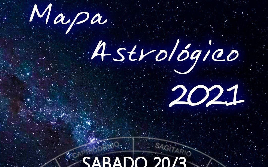 MAPA ASTROLÓGICO 2021 – Equinoccio de Otoño