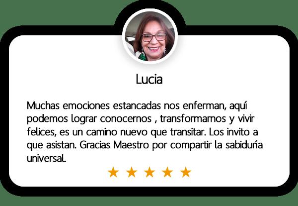 Lucia - Estudiante Todo Es Uno - Gnosis