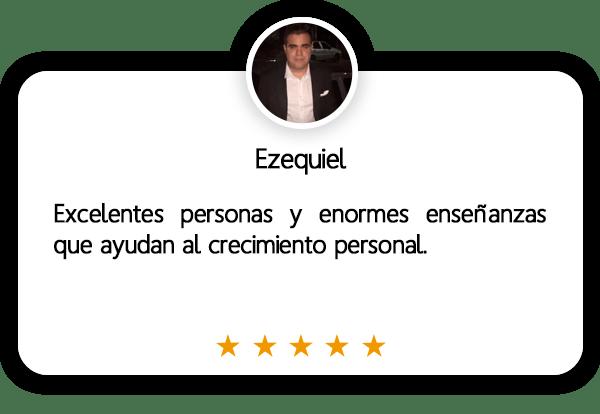 Ezequiel - Estudiante Todo Es Uno - Gnosis