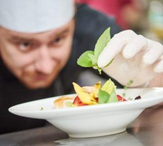 Curso de Cocina Vegetariana  Escuela de Turismo y Gastronoma