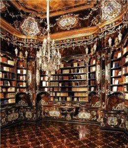 Biblioteca del Piffetti, Palacio del Quirinal