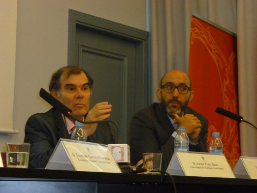 Pérez Bazo y A. Gómez
