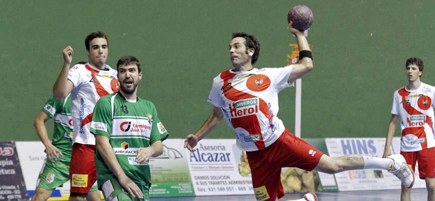 El balonmano nava se enfrenta al alcobendas escuellar for Vivero alcobendas