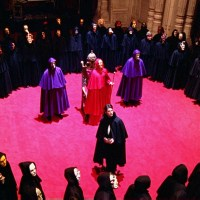 Eyes Wide Shut (1999), de Stanley Kubrick.